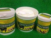Эффективная пробиотическая кормовая добавка  «СПОРОТЕРМИН»