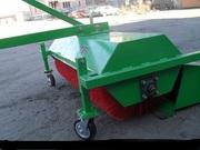 Подметальная щетка SX-150 гидравлическая (для больших тракторов)