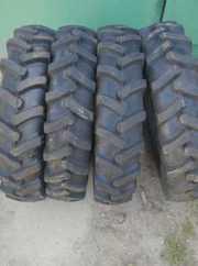 Задние шины «ёлочка» 9, 5*24 для китайских мини-тракторов