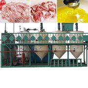 Оборудование для плавления,  вытопки и переработки животного жира сырца,  сала для производства пищевого,  технического и кормового животного жира